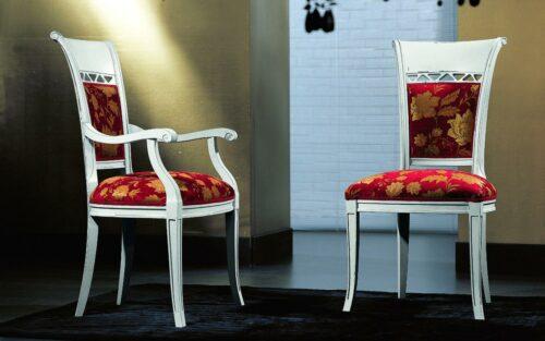 Κλασική καρέκλα τραπεζαρίας - ART - 3170