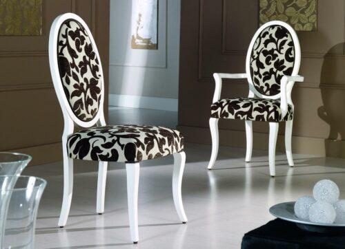 Κλασική Ιταλική καρέκλα τραπεζαρίας - ART - 3213