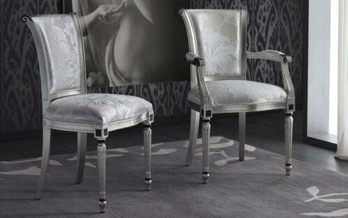 Κλασική Ιταλική καρέκλα τραπεζαρίας - ART - 3222