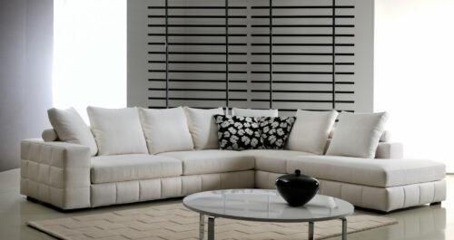 Μοντέρνο γωνιακό σαλόνι - PLANET