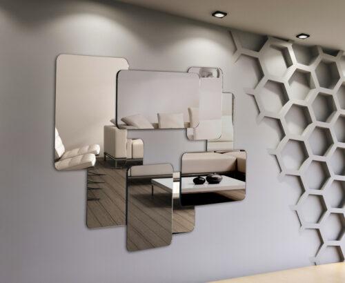 Διακοσμητικός καθρέπτης - Ν60