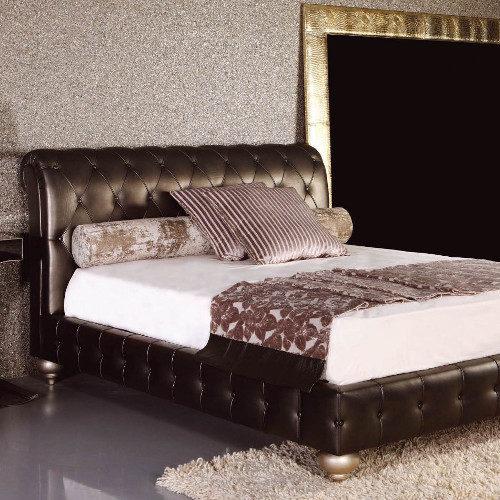 Κλασικά Ντυμένα Κρεβάτια