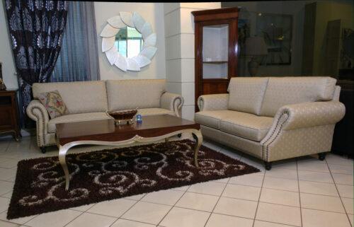Κλασικός καναπές - Dolores σέτ διθέσιος - τριθέσιος