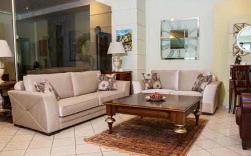 Κλασικός καναπές προσφοράς - Nouvelle