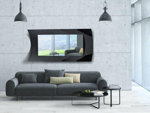Καθρέπτης τοίχου F150 σε χρώμα Ral της αρεσκείας σας.