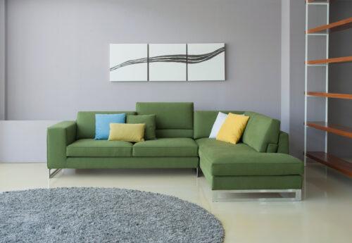 Γωνιακός καναπές Davis