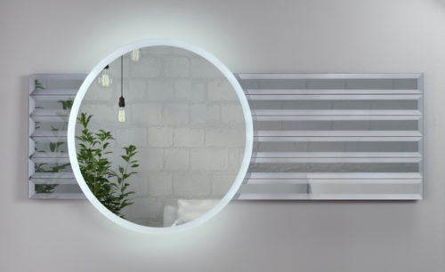 καθρέπτης με led φωτιισμό C320 οριζόντιας τοποθέτησης