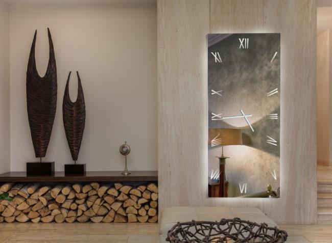 Καθρέπτης ρολόϊ - K160