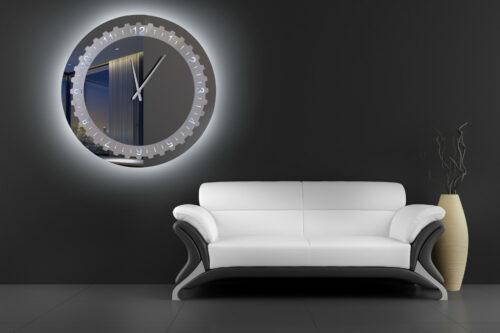 Καθρέπτης ρολόϊ με φωτισμό led- C60