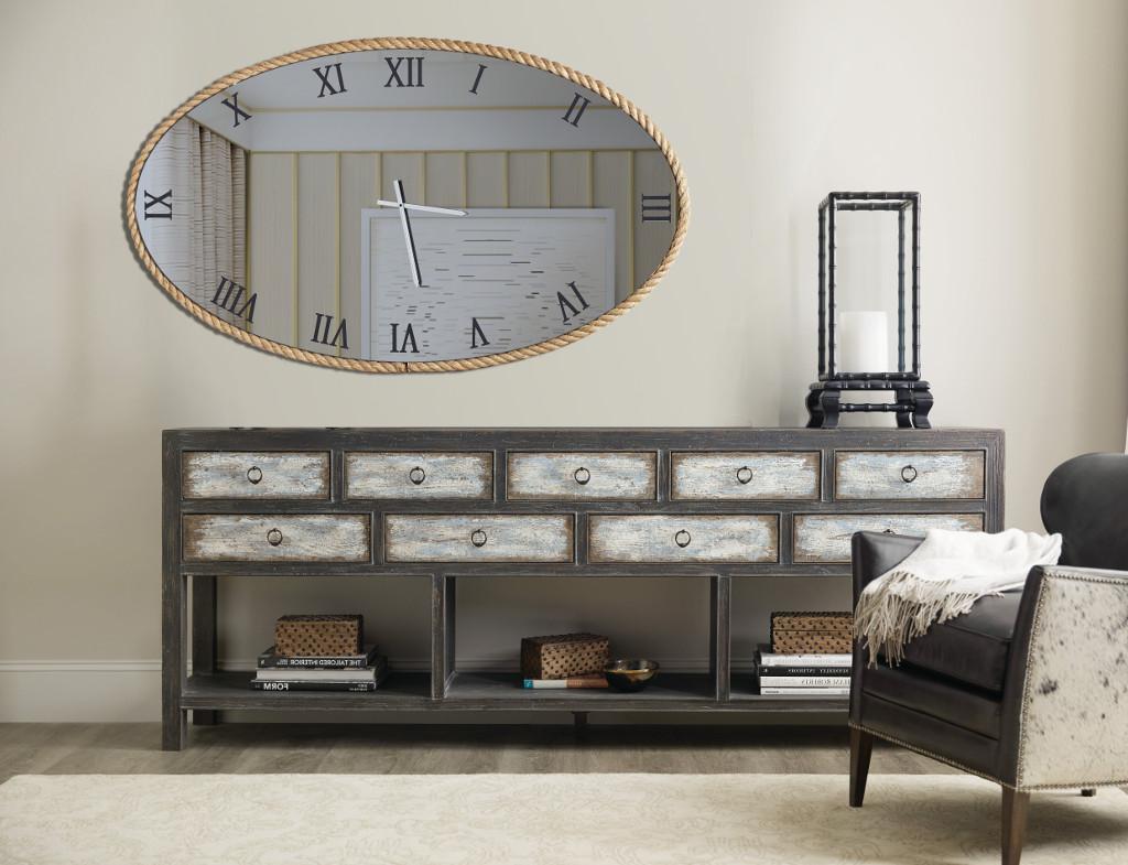 Καθρέπτης ρολόϊ - D70